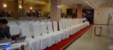 Конференц-зал «Бахыт» ждёт гостей