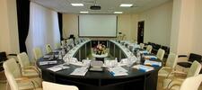 Конференц-зал в бизнес-центре Silk Way приглашает провести деловые встречи, собрания и многое другое!