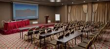 Банкеты, свадьбы и конференции - одни из основных направлений зала «Мерей».